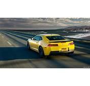 Chevrolet Camaro Coup&233 2014 M&225s Robusto Y Contempor&225neo