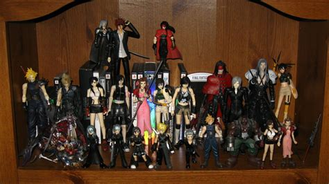 Figure Collection Fc One Absalom my ff7 figure collection by allen blade on deviantart