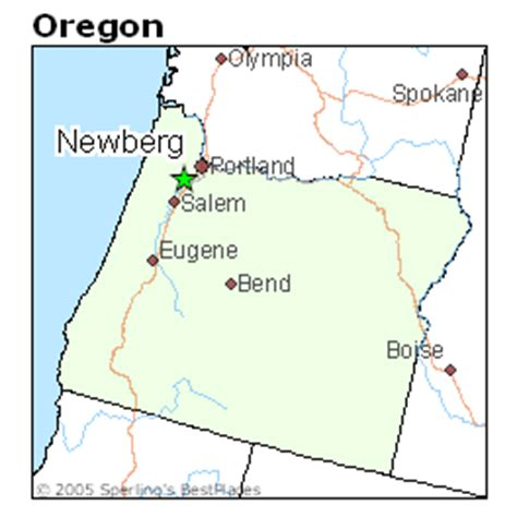 Most Expensive States To Live In best places to live in newberg oregon