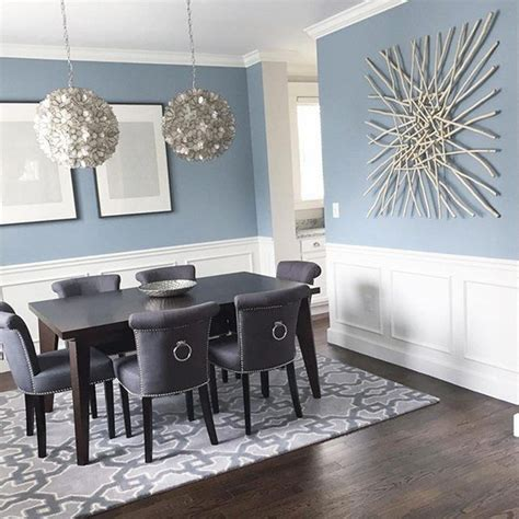 modern dining room colors best 25 blue gray bedroom ideas on blue gray