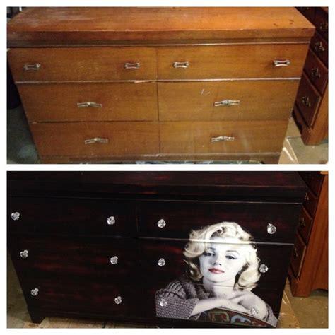 Marilyn Dresser by 1000 Ideas About Marilyn Stencil On
