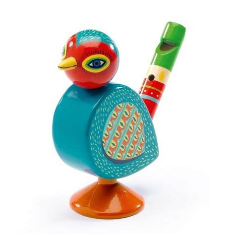 Kaos Vans Mambo A 4157 djeco animambo wooden bird whistle milk tooth