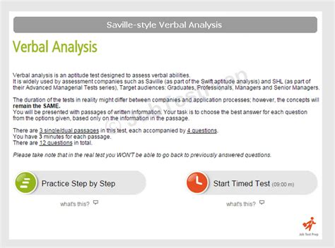 Plumbing Aptitude Test Practice by Saville Verbal Analysis Practice For Aptitude