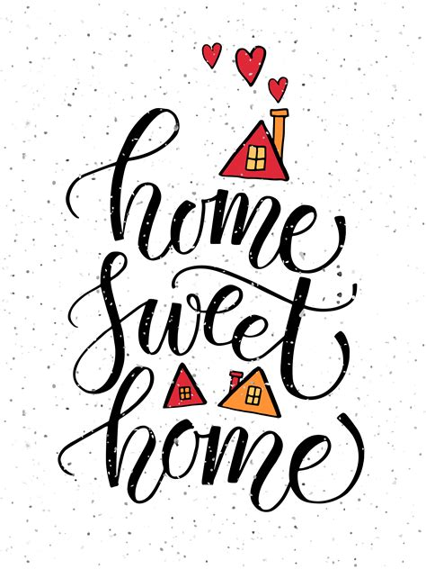 home sweet home clipart    clipartmag