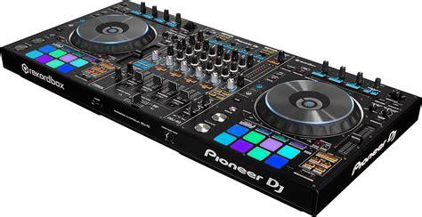 pioneer dj console price pioneer ddj rz 4 channel controller for rekordbox dj pssl