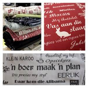 Decor Veins Afrikaans Print On Fabric Designery South Africa