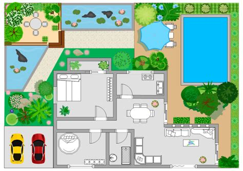 home design landscaping software exles garden planner exles and templates