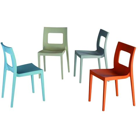 Commercial Outdoor Dining Chair Carlisle Collection With