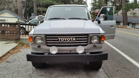 toyota sport utility vehicles 1986 toyota land cruiser base sport utility 4 door 4 2l