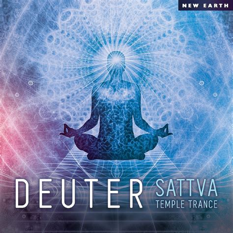 sattva temple trance  earth records