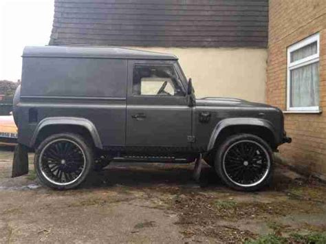 land rover defender 90 galvanised chassis land rover defender 90 td5 galvanised chassis remap car