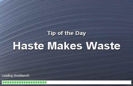 Haste Makes Waste by Fresh Splash Eclipse Howl
