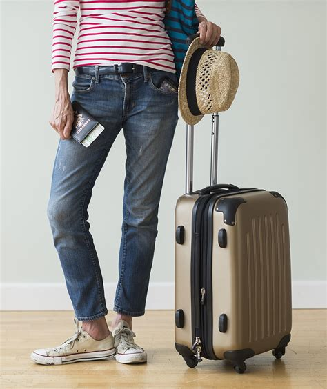 Koper Wheel Pack carry on luggage real simple