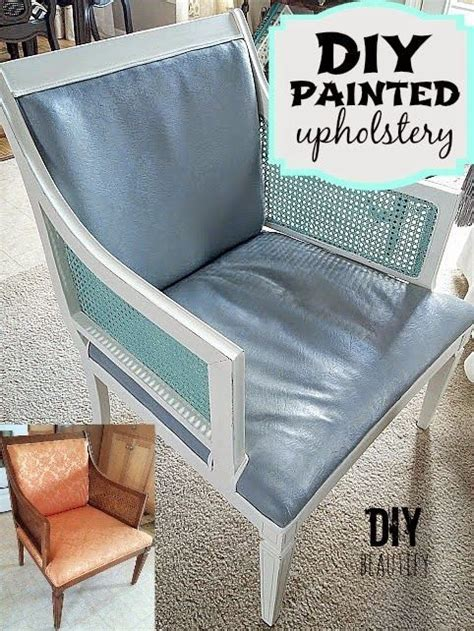 diy chalk paint sofa painting an upholstered chair vintage chairs and chalk