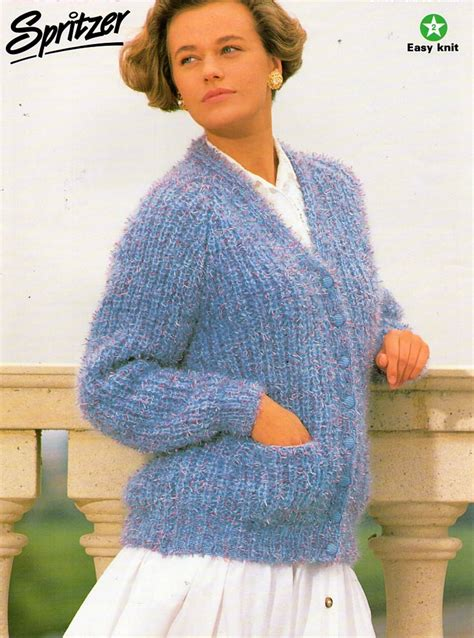 ribbed knitting patterns chunky fishermans rib cardigan knitting pattern pdf