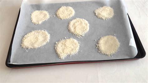 Tuile Parmesan by Faire Des Tuiles Au Parmesan Preparer Des Parmesans