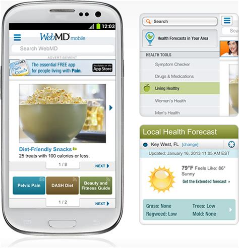 Apps for nurses: WebMD | Scrubs - The Leading Lifestyle ... Webmd Website Physician Directory