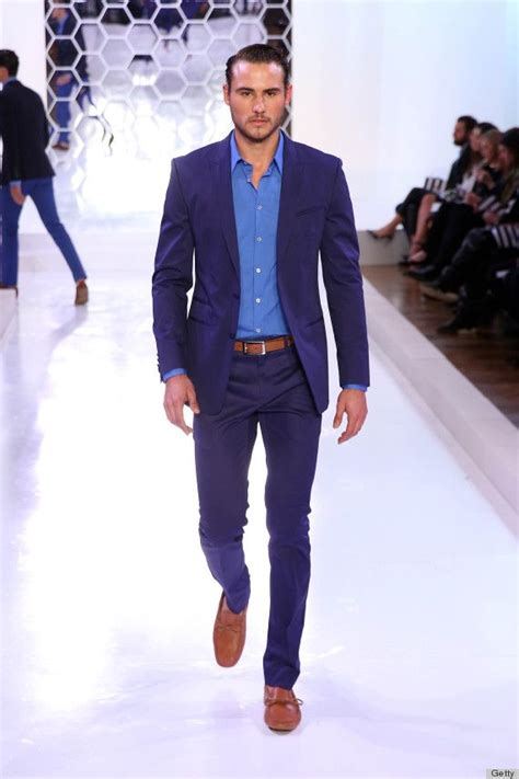 Boys Need Some Heels To Go With Those by Best 25 Blue Suit Brown Shoes Ideas On Navy