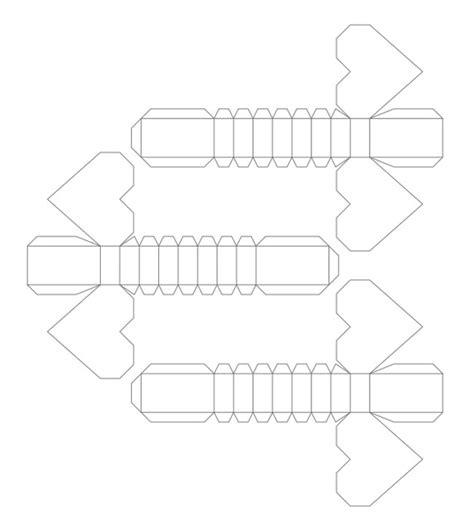 Kotak 14x10x4 Pakai Lapisan Dalam diy cara membuat kotak berbentuk hati vemale