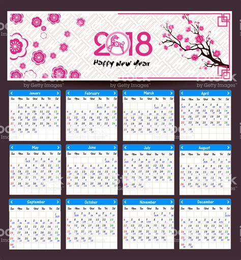 Calendario Lunar Chino Calendario Lunar Calendario Chino Para El A 241 O 2018