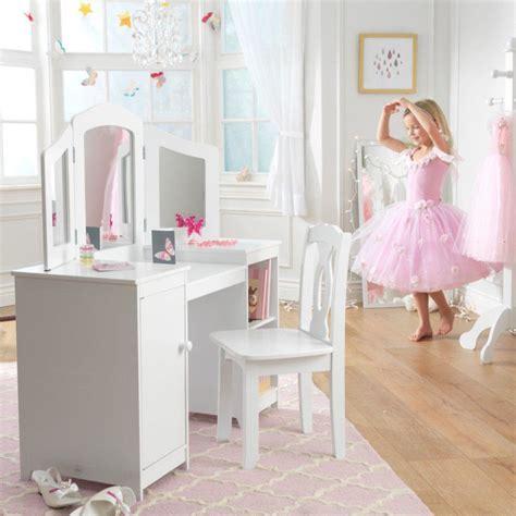 Kidkraft Deluxe Vanity Chair 13018 by Deluxe Vanity Chair