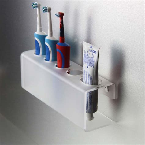 Bathroom Toothbrush Storage » Home Design 2017