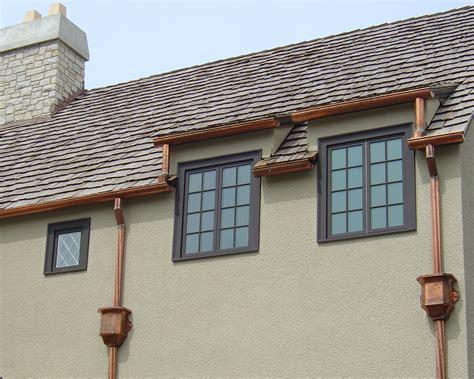 Decorative Gutters decorative downspouts for gutters iron