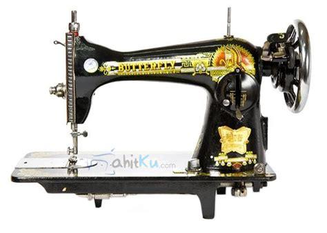 Mesin Jahit Make Up Kemeja mesin jahit manual butterfly ja2 2 tangguh 800 ribuan
