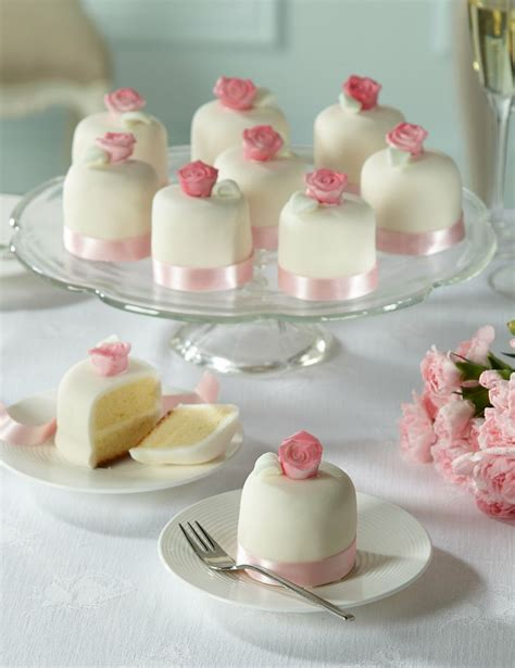 Mini Cakes by Vintage Wedding Mini Cakes X 10 Vintage Minis And