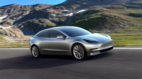 Tesla Be A Tesla Unveils 35 000 Model 3 With Range Of 215