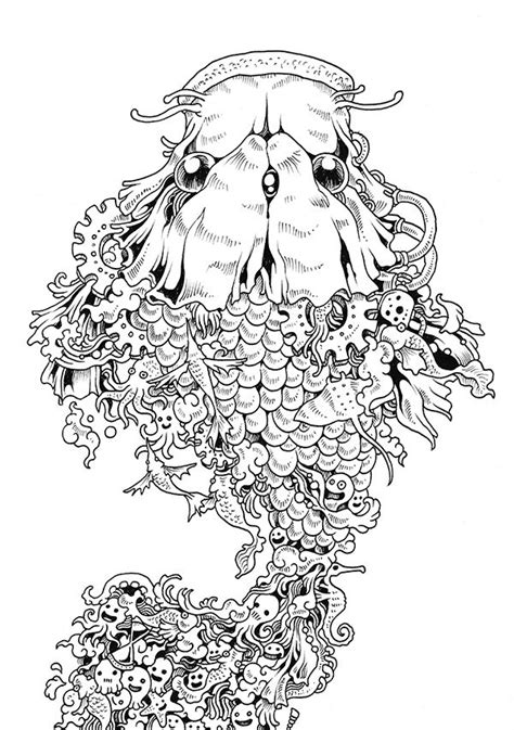 deb s doodle do coloring book two books doodle coloring book on behance graphics