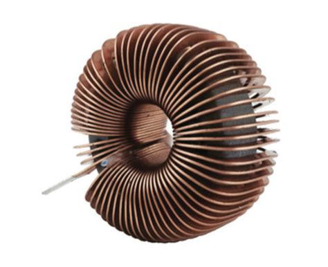 design of toroid inductor item ht1500 361 360 0 microhenry 181 h inductance 177 12 ht1500 series helical edge wound hew