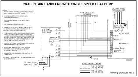 fedders air handler wiring diagram wiring diagram with