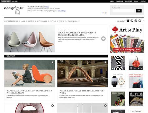 design milk similar sites een kijkje waard websites team confetti