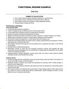 functional resume customer service representative 1 good resume for customer service position - Good Resume For Customer Service Position