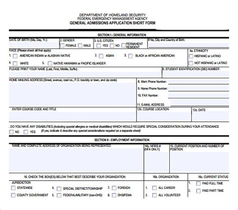 fema application form 8 free documents in pdf