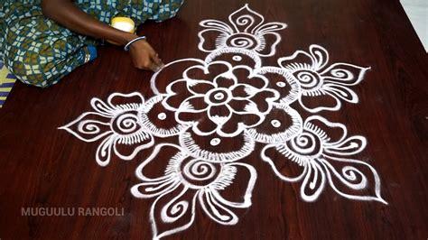 design muggulu videos latest simple rangoli designs muggulu designs simple