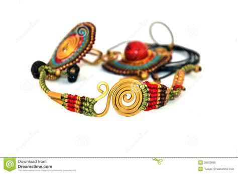 Handmade Accessories - handmade accessories stock photo image 39053665