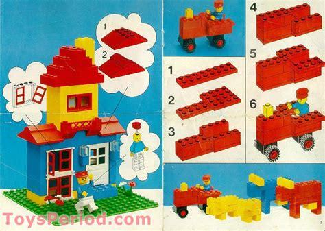 Lego Basic lego 520 1 basic building set set parts inventory and