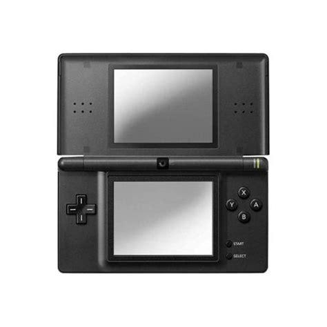 Nintendo Ds Lite Pas Cher by Nintendo Ds Lite Console De Jeu Portable Noir Pas Cher