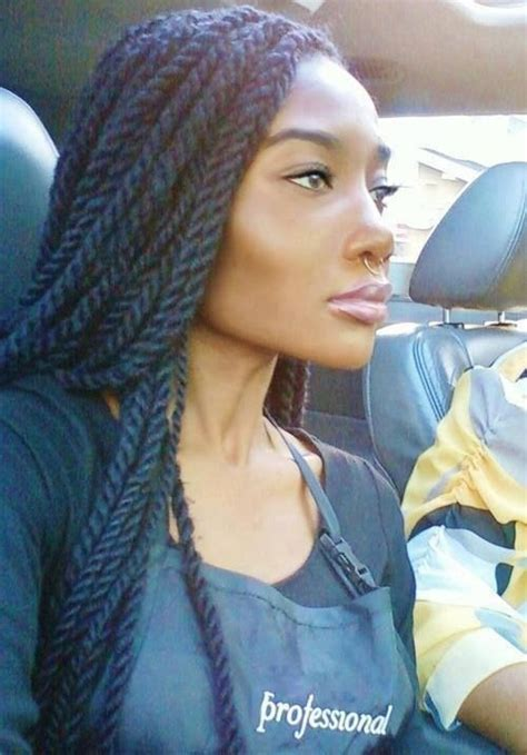 senegalese twists with marley hair where to get do in chicago marley twists take the kinks out of your brain not your