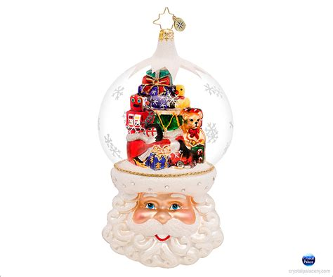 christopher radko christmas on my mind christmas ornament