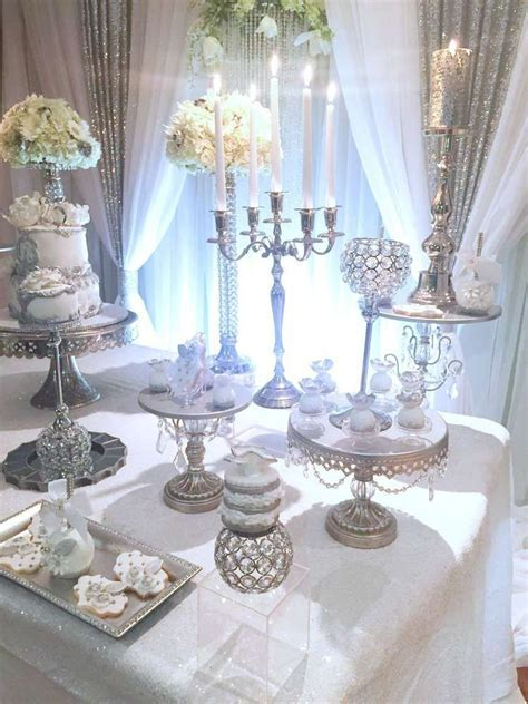 Anniversary Wedding Party Ideas   Dessert tables on Catch