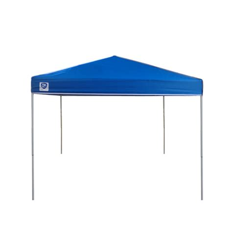 Pop Up Shade Canopy Shop Z Shade 8 Ft W X 10 Ft L Rectangle White Steel Pop Up