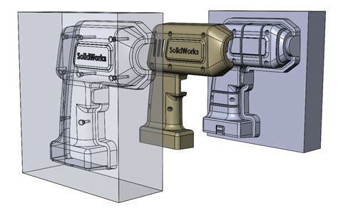 solidworks tutorial mold from mold design to machining all integrated within solidworks