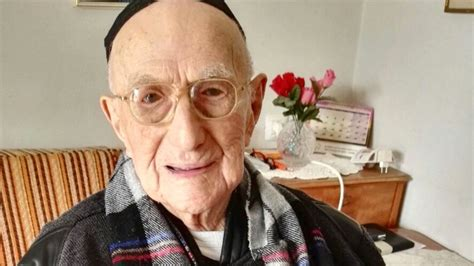 living person israeli holocaust survivor could be world s oldest