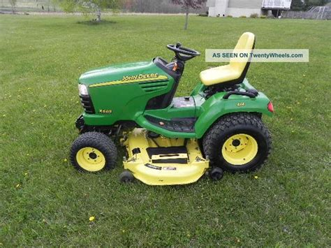 4x4 Garden Tractor by Deere X585 Lawn And Garden Tractor Lawn Mower 4x4