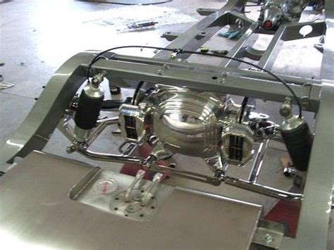 sell new 1955 1956 1957 chevy belair frame chassis in
