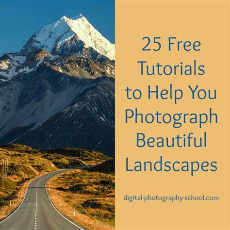 libro digital landscape photography in 25 landscape photography tutorials digital photography
