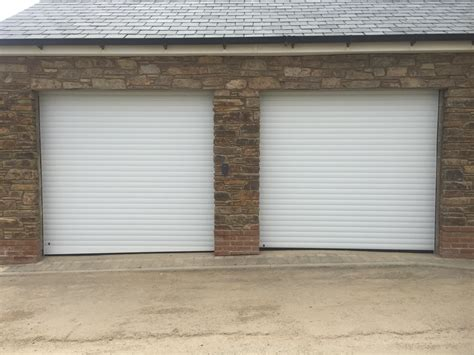 garage hormann hormann rollmatic insulated roller doors c w compensation